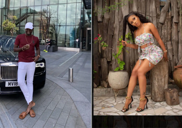BBNaija's Mercy Eke in the mud as she reportedly vacations in Morocco with billionaire