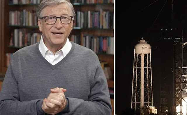 Bill Gates 'kiss' Elon Musk and Jeff Bezos' space race: Earth is full of work to do