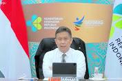 Lebih dari 100 Juta Penduduk di Indonesia Sudah Divaksin