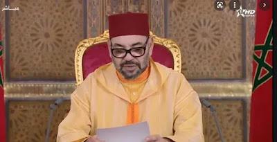الملك محمد السادس يخاطب البرلمانيين: تتحملون المسؤولية في إنجاح هذه المرحلة الفاصلة