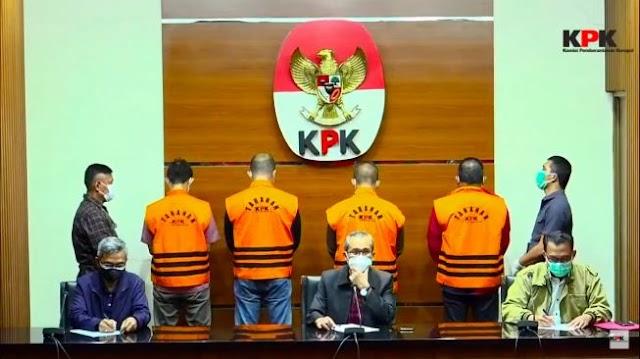 Kronologi Bupati Dodi Reza Alex Ditangkap di Lobi Hotel, Diamankan Uang Rp1,5 Miliar