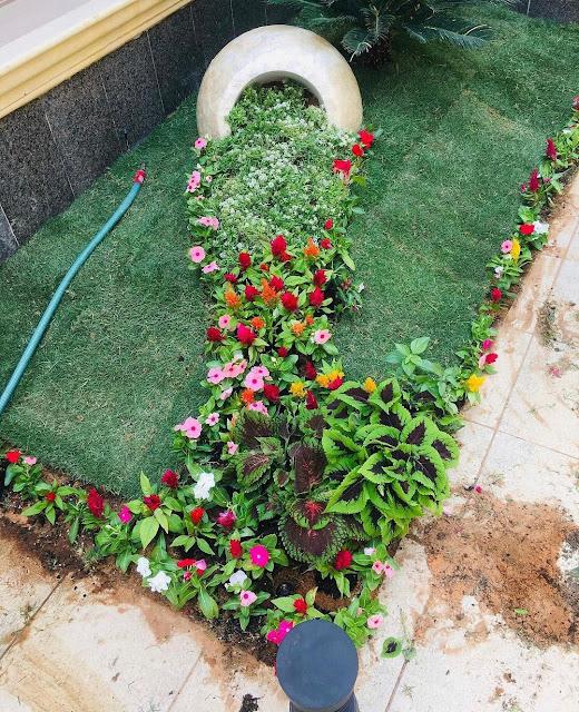 شركة زراعة الحدائق بجدة 0580309536