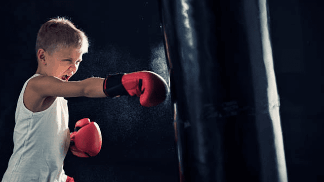 Can my 3 year old start boxing?