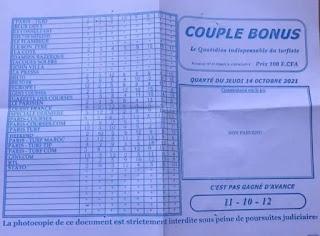 Pronostic quinté jeudi Paris-Turf TV-100 % 14/10/2021