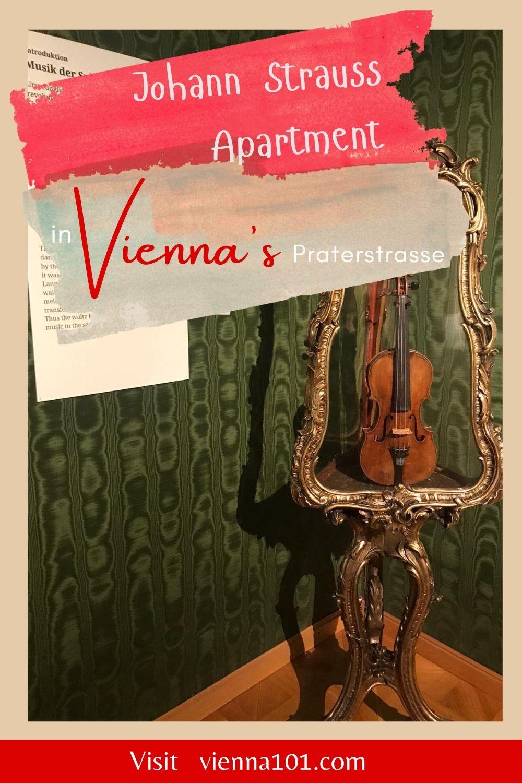 Johann Strauss Apartment, Free Sunday Museum