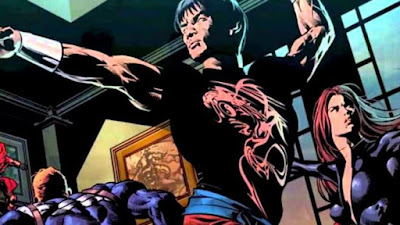 IN THE COMICS, WHO OF THE FOLLOWING HAS NOT TRAINED WITH SHANG-CHI?