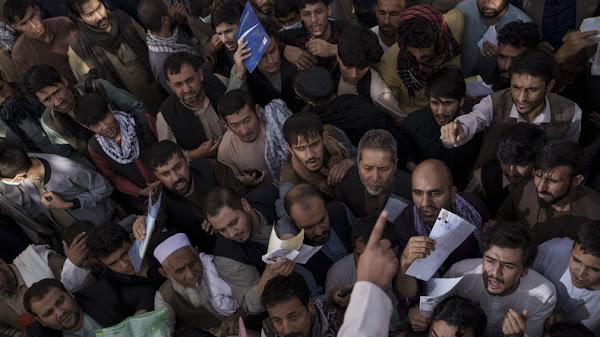 Menace : Pour faire lever les sanctions, les Taliban mettent en garde contre un afflux de réfugiés