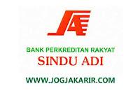 Loker Sleman di BPR Sindu Adi Satpam dan Account Officer