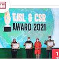 Jasa Tirta 11 Sabet Penghargaan TjSI BUMN Pilar Lingkungan Terbaik Kedua