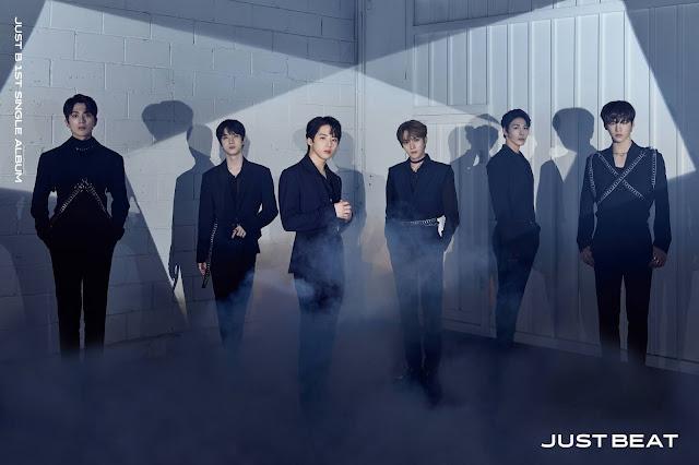 JUST BEAT, el comeback de k-pop de JUST B