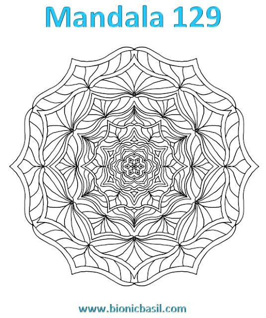 free printable colouring mandala, free printable coloring mandala