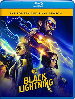 Black Lightning: The Complete Fourth and Final Season on DVD and Blu-ray