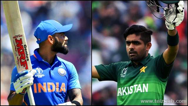 first match against India