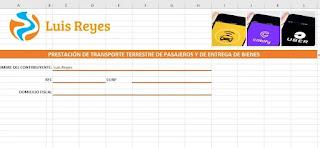 Calculadora plataformas digitales en Excel