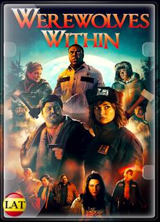 Un Hombre Lobo Entre Nosotros (2021) DVDRIP LATINO