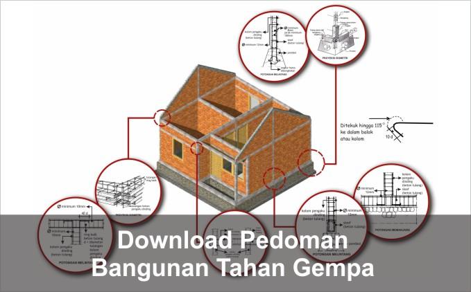 Download pedoman bangunan tahan gempa