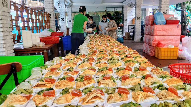 Bếp 0 đồng và chương trình Người Ninh Thuận nghĩa tình