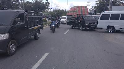 Di Aceh Timur BBM solar Langka,Antrian Mengular Hingga ke Badan Jalan,ini tanggapan pengawas SPBU