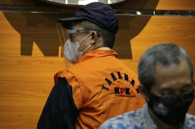 KPK Banding Putusan 2,5 Tahun Penjara Mantan Wali Kota Dumai