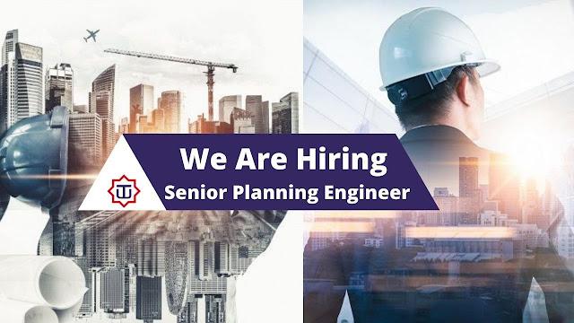 شركة Utilco تطلب توظيف مهندس تخطيط