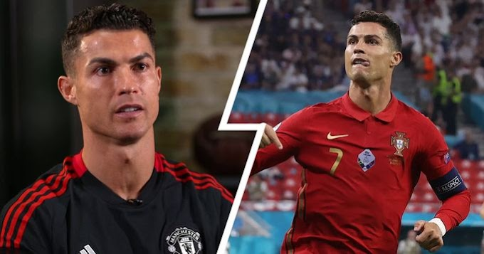Ronaldo reveals he is not ready to retire from international football