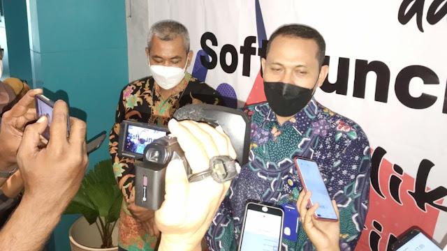 BPS Provinsi Kepri Luncurkan Layanan Warung Gurindam