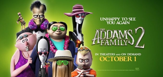 The Addams Family 2 full movie