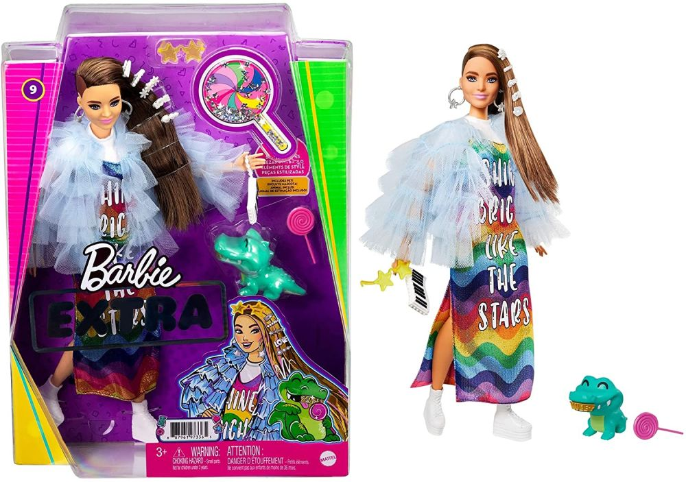 Barbie Extra #9