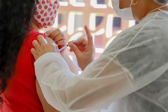 Intervalo da vacina Pfizer é reduzido para 50 dias em Porto Velho