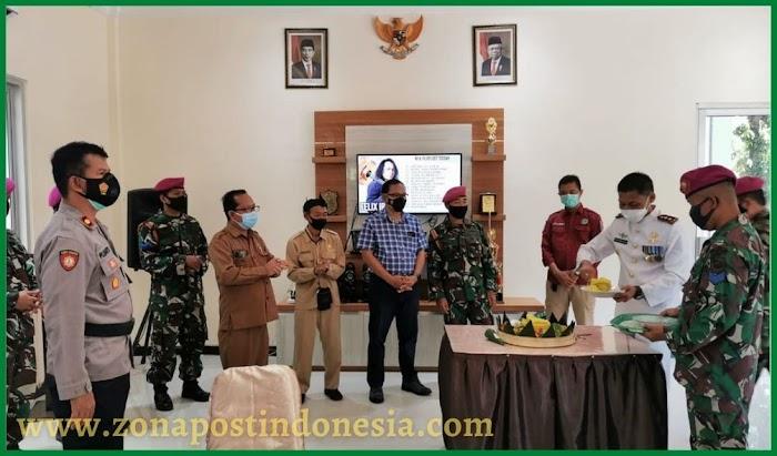 HUT Ke-76 TNI, Polres Situbondo dan Forkopimda Beri Kejutan untuk Jajaran TNI