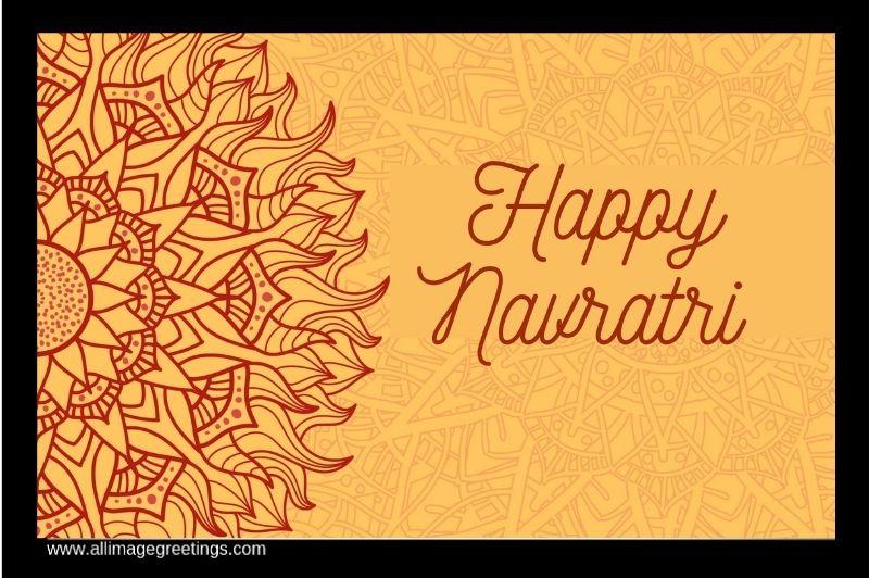 Navratri wishes