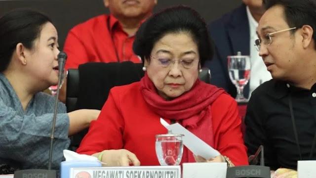 Saat Megawati Sebut Prananda yang Pantau Kegiatan Seluruh Kader PDIP