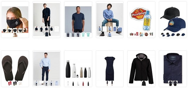 use promotional gear launch new product promo merchandise service promote
