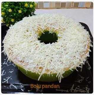 Bolu Pandan