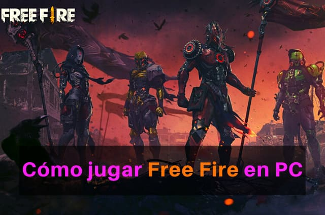 como jugar free fire en pc