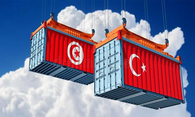 تونس تراجع الإتفاق التجاري مع تركيا Tunisie - Turquie