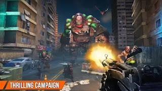 dead target mod apk unlocked all guns