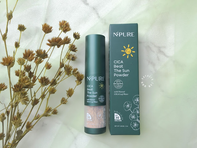 sunscreen npure spf 30