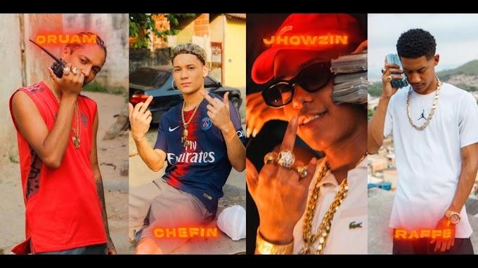 """DISTRITO 23! Veja """"INVEJOSO"""", a colaboração marcante entre Oruam, Chefin, Jhowzin & Raffé"""