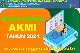 Revisi Jadwal AKMI Tahun 2021
