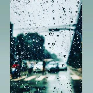 Rainy City Aesthetic