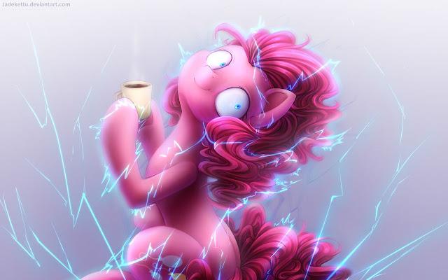 My Little Pony Pinkie Pie Day Author Calpain