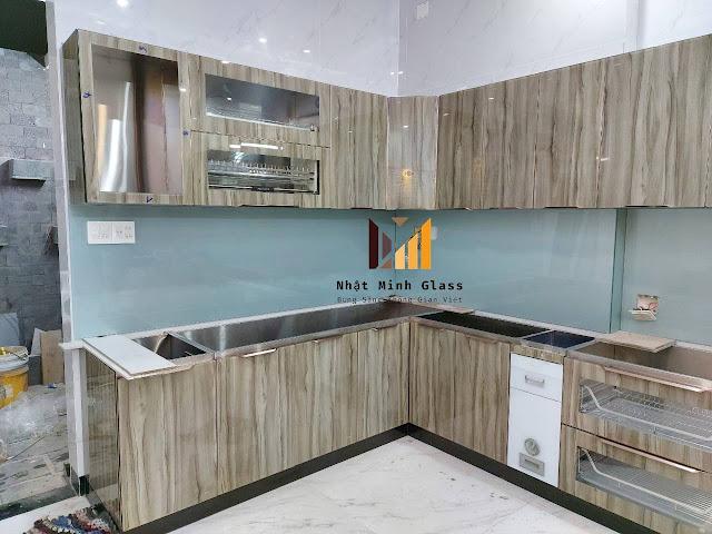 Tủ Bếp Inox Tại TPHCM