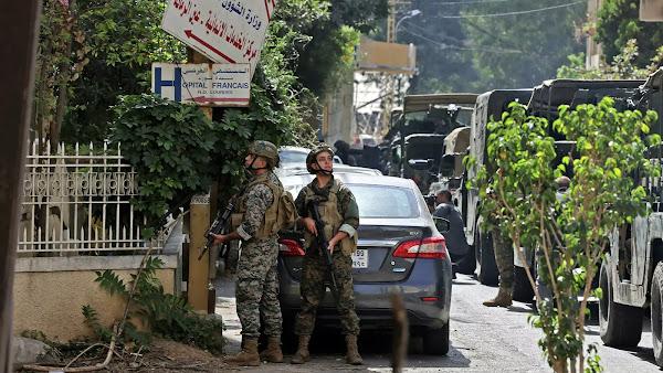 """Violences au Liban: Paris """"vivement préoccupé"""" appelle à """"l'apaisement"""""""