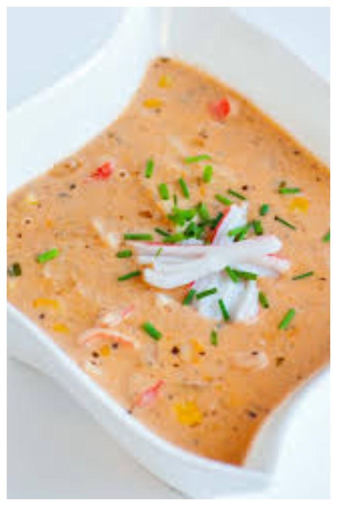 Crab Soup Recipe  - நண்டு சூப் செய்முறை தமிழில்