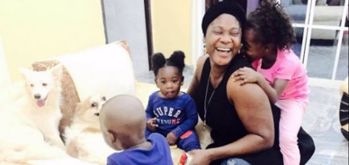 Hate Me But Leave My Kids Alone – Mercy Johnson Warns Over Constant Bullying