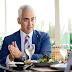 Ο Χρίστος Λιάπης στο «Γεύμα με την Καθημερινή»