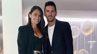 Câu chuyện cấm quan hệ tình dục sau nửa đêm của Messi