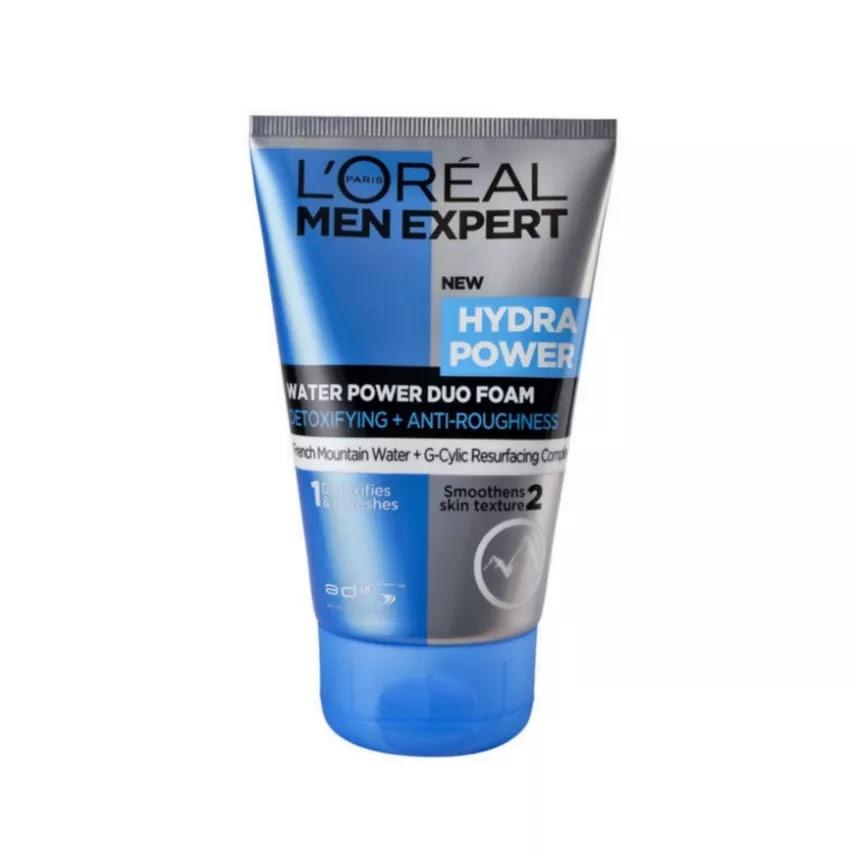 L'Oréal men - Hydra Power (oily skin)
