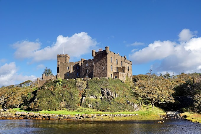 Dunvegan Castle, Isle of Skye, Scotland (with Map & Photos)